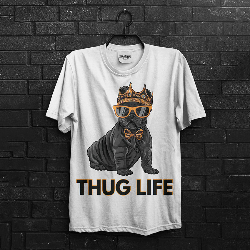 French Bulldog exclusive t-shirts2