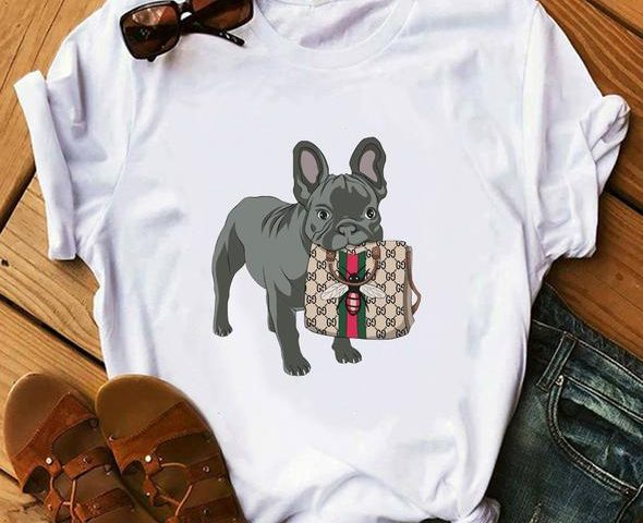 french bulldog t-shirts